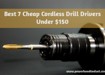 Best Cordless Drill Drivers