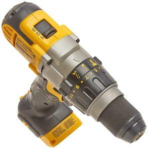 DEWALT DCD985B 20V - Best Cordless Hammer Drill Under $200