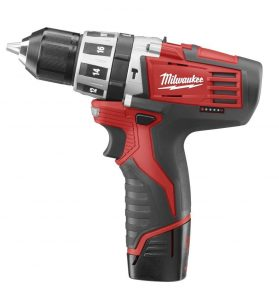 MILWAUKEE 2411-22 M12 - Best Cordless Hammer Drill Under $200