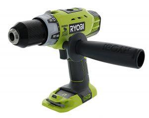 RYOBI P214 ONE - 18-Volt ONE+ 12 In. - Best Cordless Hammer Drill