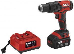SKIL 20V 1/2 Inch Hammer Drill,