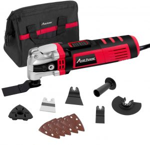 Oscillating Tool 3.5-Amp Oscillating Multi-Tool