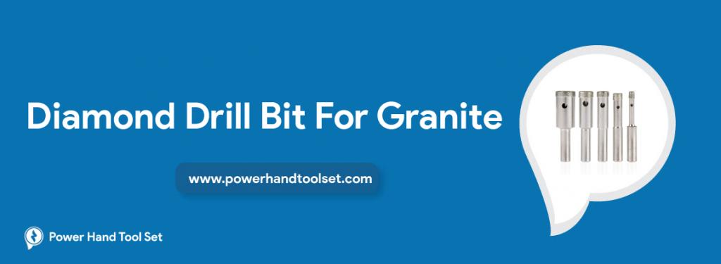 Diamond-Drill-Bit-For-Granite
