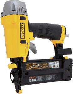 DEWALT Brad Nailer Kit,