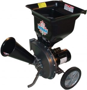 Patriot Products CSV-2515 14 Amp Electric Wood Chipper