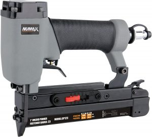 NuMax SP123 Pneumatic 23 Gauge 1 Micro Pin Nailer