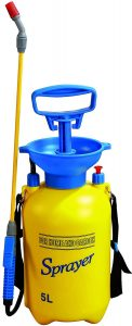 Home Decision HOMEDECISION 5L Pressure Sprayer