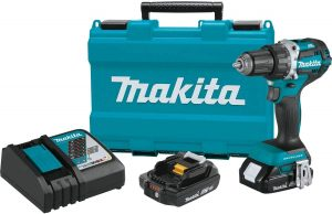 Makita XFD12R Brushless Cordless Driver-Drill Kit