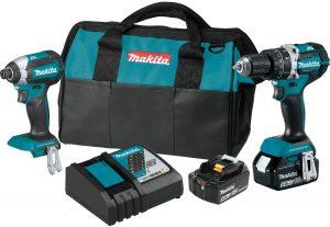 Makita XT269T 18V LXT Brushless drill driver