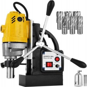 Mophorn 1100W Magnetic Drill Press