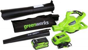 Greenworks 40V 185 MPH