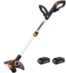WORX WG163 GT 3.0 20V PowerShare 12Cordless String Trimmer